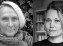 Kathrine Assels og Marie E. Mortensen