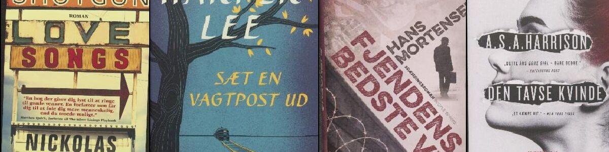 10 nyere romaner