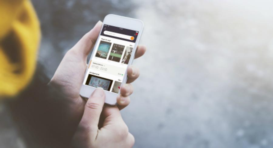 Vi er glade for at kunne præsentere vores nye app