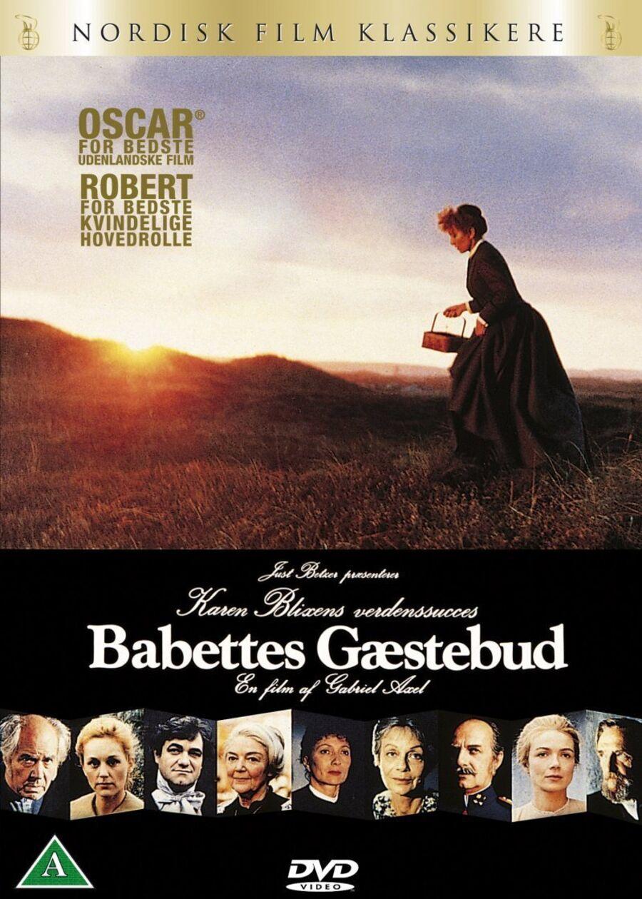 Se Babettes gæstebud i Ry Biograf