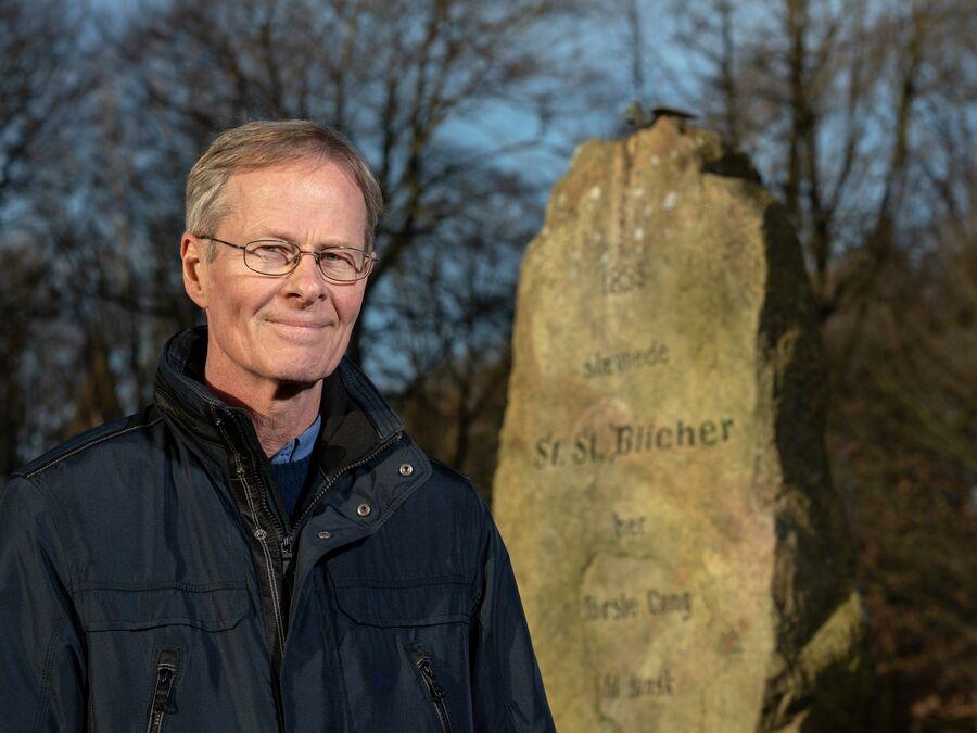 Museumsinspektør Henrik Simonsen fortæller om Himmelbjerg-møderne