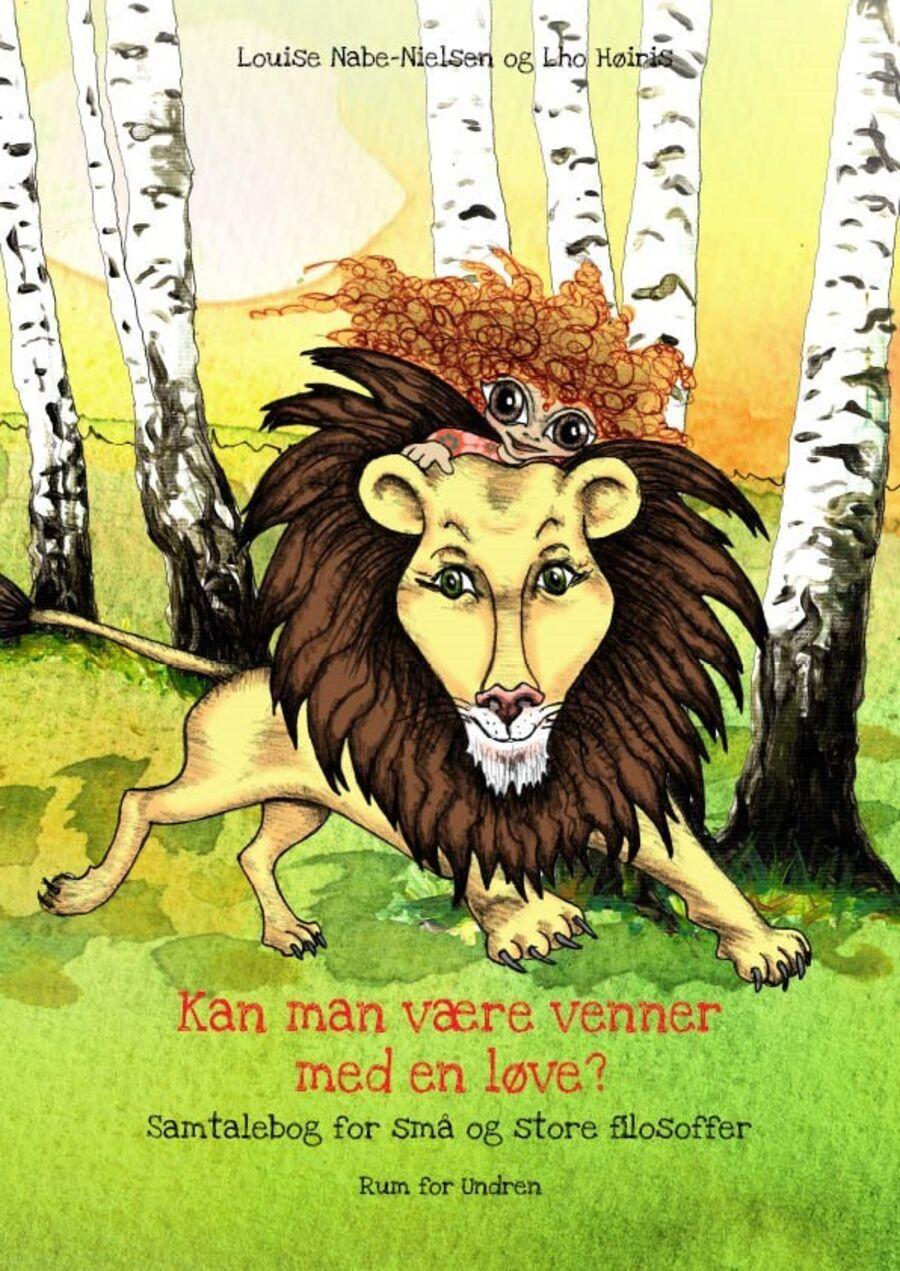 Kan man være venner med en løve