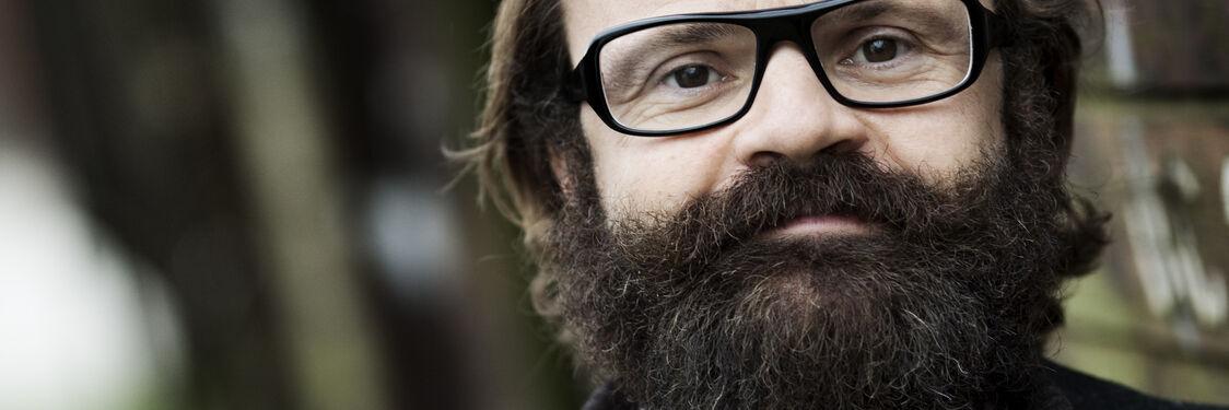 Jens Blendstrup fortæller om sit forfatterskab