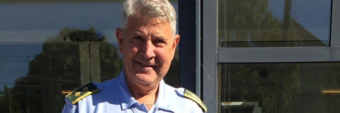 Lokalbetjent i Galten, Orla Aagaard, fortæller om sager, han har været involveret i som efterforsker.