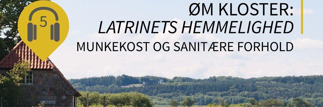 Hør spændende podcast om Øm Kloster